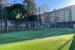Court de Ténis do Parque da Juventude de Famalicão