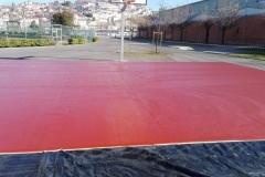 Univ. Coimbra-Street Basket